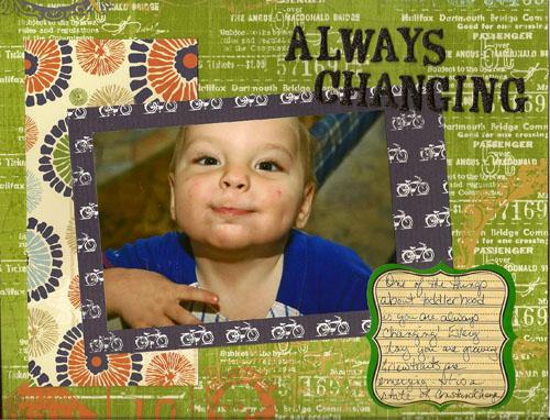 Alwayschanging