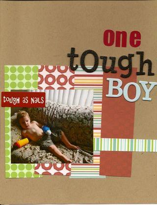 Onetoughboy