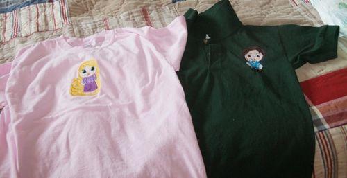 Tangledshirts