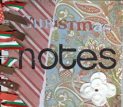 Christmasnotesbook
